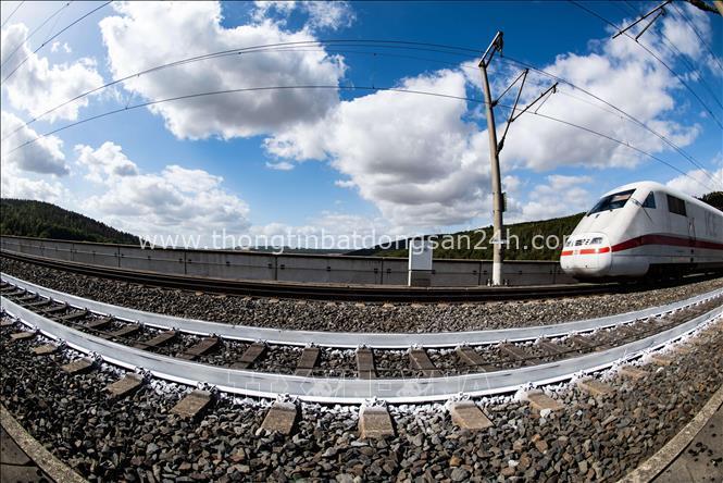 Đức là một trong những quốc gia có hệ thống đường sắt hiện đại nhất châu Âu