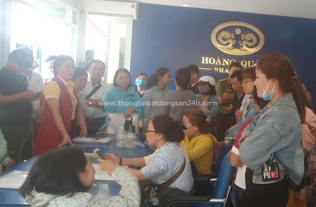 """Bàn giao nhà ở xã hội HQC Nha Trang: Cư dân tố bị chủ đầu tư """"gài bẫy"""" 2"""