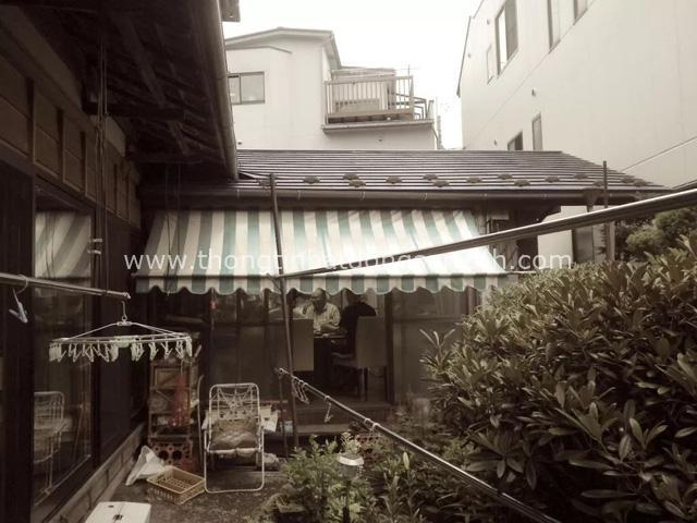 Cặp vợ chồng người Nhật quyết định cải tạo biệt thự cổ rộng 550m² để thay bằng nhà vườn gần gũi với thiên nhiên - Ảnh 3.