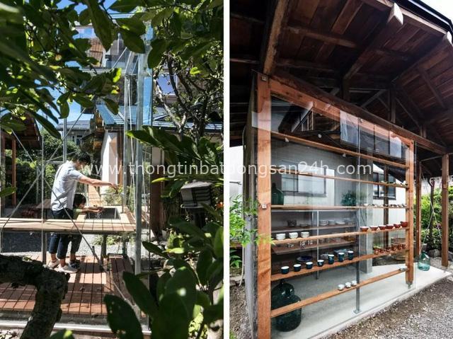 Cặp vợ chồng người Nhật quyết định cải tạo biệt thự cổ rộng 550m² để thay bằng nhà vườn gần gũi với thiên nhiên - Ảnh 4.
