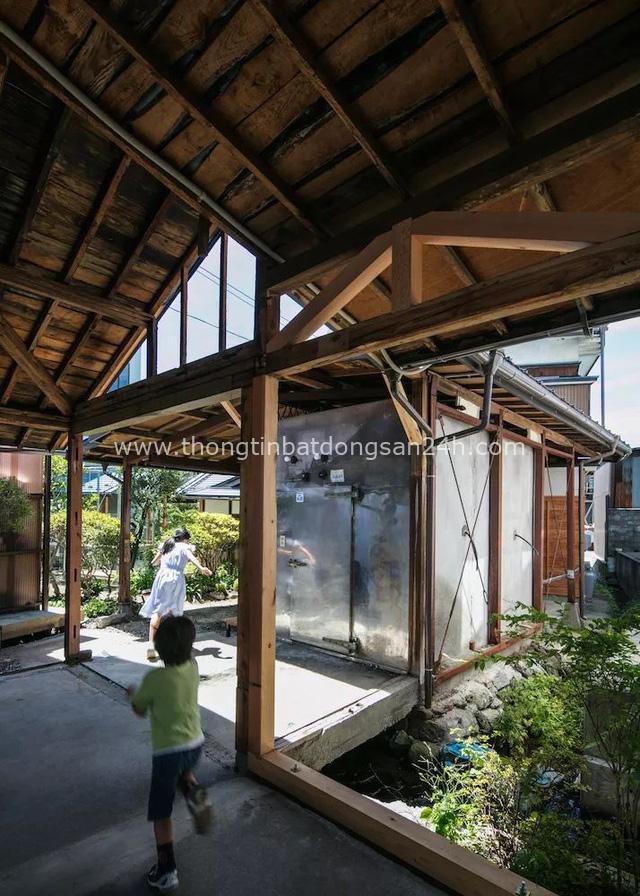 Cặp vợ chồng người Nhật quyết định cải tạo biệt thự cổ rộng 550m² để thay bằng nhà vườn gần gũi với thiên nhiên - Ảnh 6.