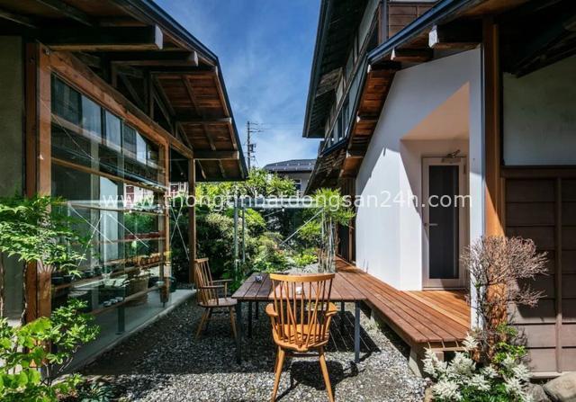 Cặp vợ chồng người Nhật quyết định cải tạo biệt thự cổ rộng 550m² để thay bằng nhà vườn gần gũi với thiên nhiên - Ảnh 15.