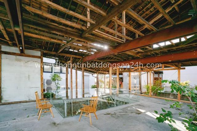 Cặp vợ chồng người Nhật quyết định cải tạo biệt thự cổ rộng 550m² để thay bằng nhà vườn gần gũi với thiên nhiên - Ảnh 16.