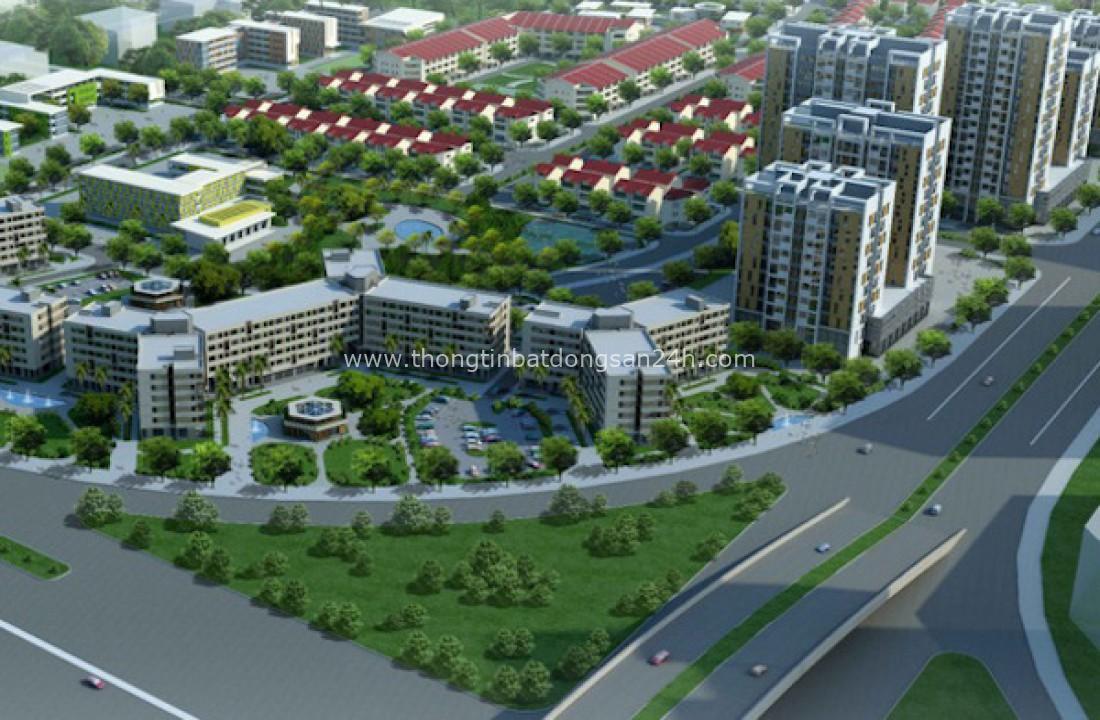 Chỉ định chủ đầu tư khu nhà ở xã hội nghìn tỷ tại Đông Anh 6