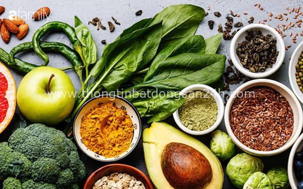 Chống viêm cho cơ thể vào tháng ăn nhiều thịt nhất trong năm với top thực phẩm vàng 10