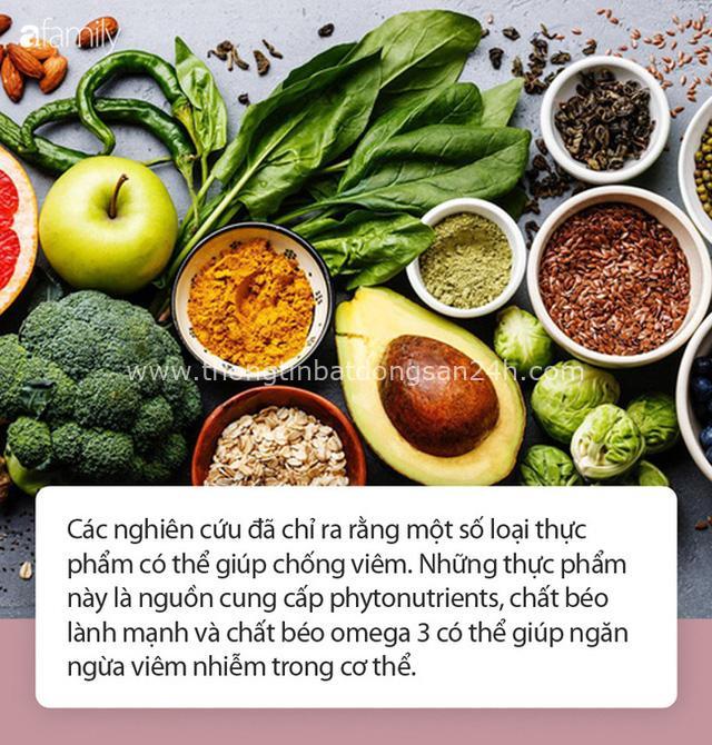 Chống viêm cho cơ thể vào tháng ăn nhiều thịt nhất trong năm với top thực phẩm vàng - Ảnh 1.