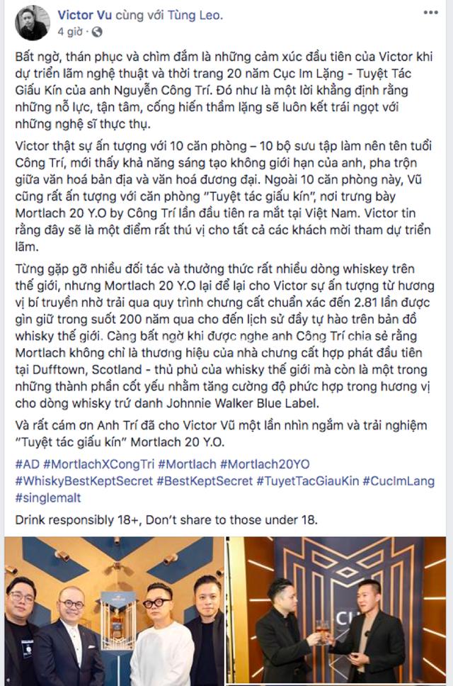 Cục Im Lặng và những dấu ấn vô tiền khoáng hậu của NTK Nguyễn Công Trí - Ảnh 15.