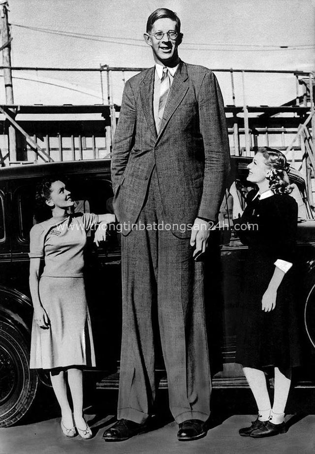 Cuộc đời kì lạ và bi thảm của người đàn ông cao nhất thế giới: Nổi tiếng khắp nơi nhưng ra đi ở tuổi 22 vì một vết nhiễm trùng nhỏ - Ảnh 5.