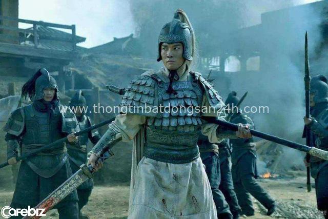Đệ nhất dũng tướng thời kì Tam Quốc, 25 lần chinh chiến giết được 21 tướng của địch, cả đời chinh chiến chưa từng bị thương - Ảnh 2.