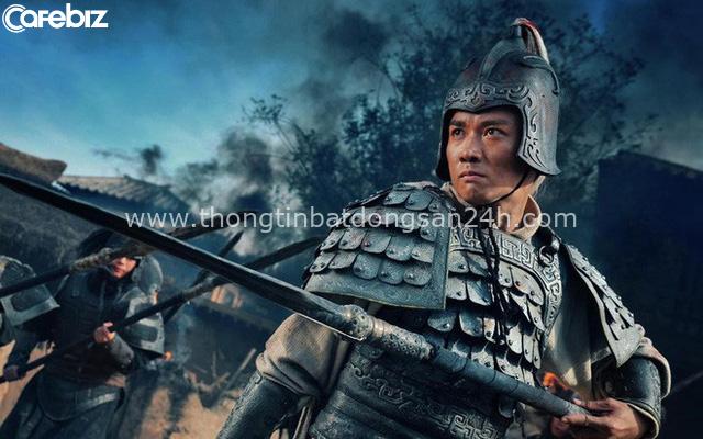 Đệ nhất dũng tướng thời kì Tam Quốc, 25 lần chinh chiến giết được 21 tướng của địch, cả đời chinh chiến chưa từng bị thương - Ảnh 4.