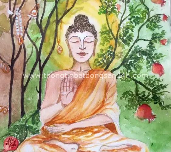 Đem quả lựu ăn dở cho Đức Phật, người phụ nữ bị chỉ trích song phản ứng của Ngài mới đáng kinh ngạc - Ảnh 2.