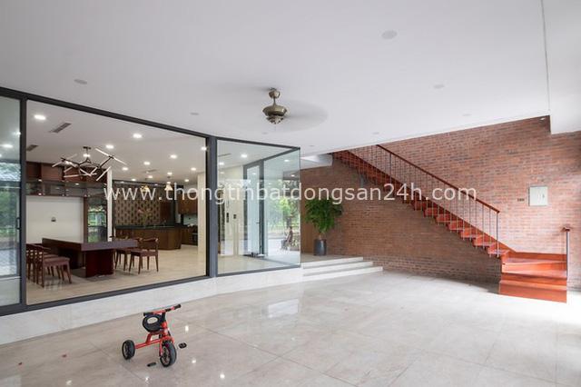 Độc đáo ngôi nhà 5 tầng biết thở ở Bắc Ninh - Ảnh 7.