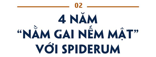 Founder 9x của Spiderum: 10 năm làm vận động viên chuyên nghiệp, tốt nghiệp Đại học loại giỏi ở Phần Lan vẫn quyết về nước để khởi nghiệp - Ảnh 3.