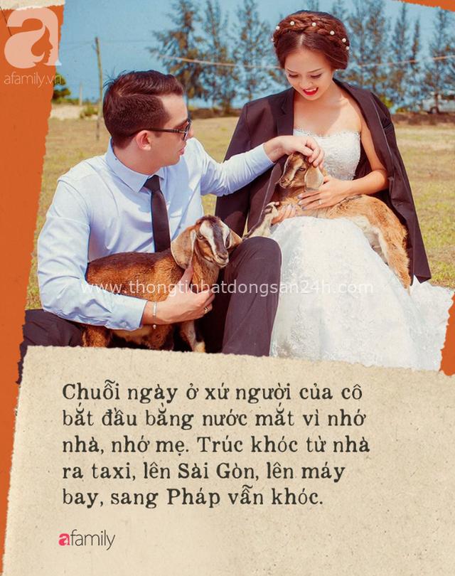 Gái Việt lấy chồng Tây: Chồng lao vào sắm sửa cho vợ bê cả Tết Việt Nam sang xứ người, phản ứng của bố mẹ chồng mới thú vị - Ảnh 2.