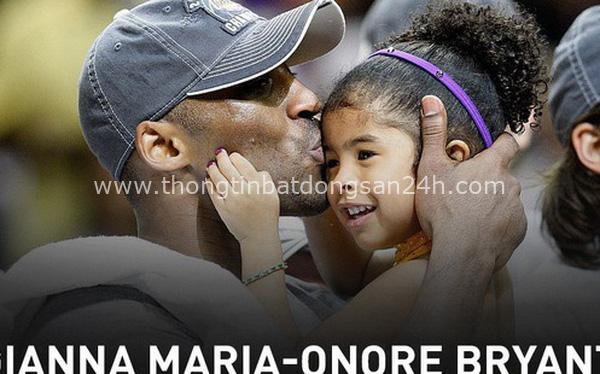 """Gianna Maria-Onore Bryant: Cô gái bé bỏng cùng ước mơ kế tục di sản """"Black Mamba"""" của huyền thoại bóng rổ Kobe Bryant 5"""
