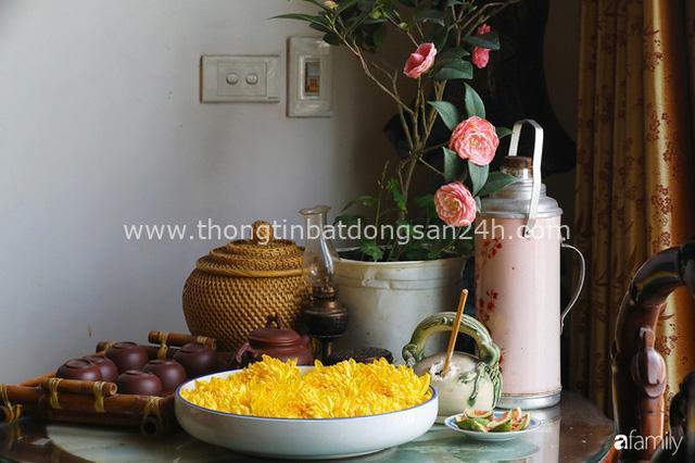Mâm cỗ Tết của người Hà Nội: Không chỉ là nếp nhà mà còn rèn giũa khuôn phép, dạy con cháu về cái đẹp - Ảnh 16.