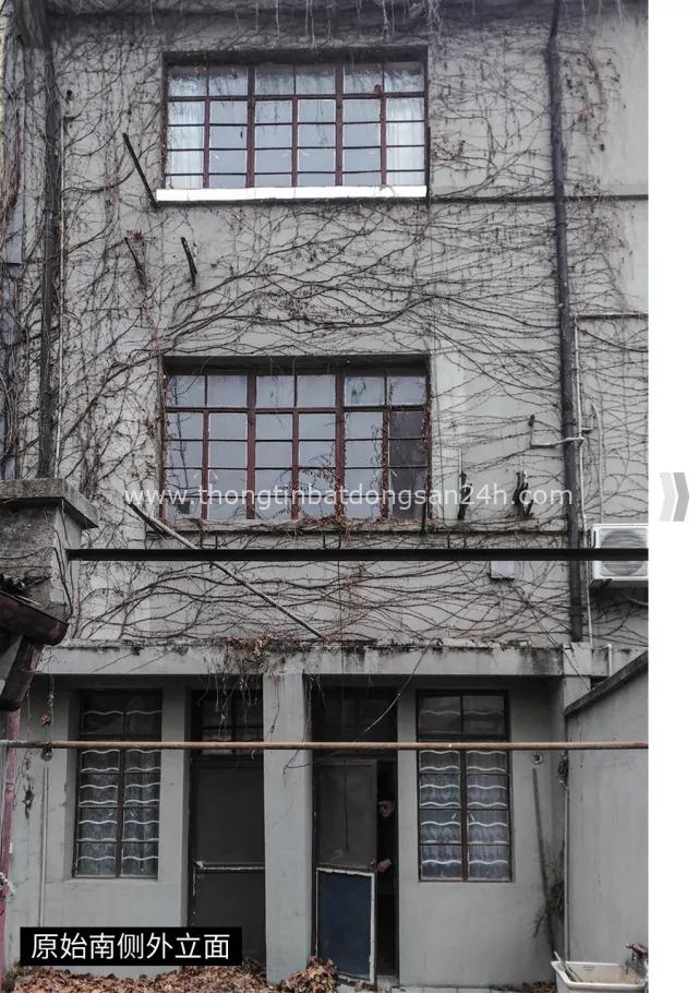 Ngôi nhà có tuổi đời 70 năm lột xác thành không gian hiện đại, tiện nghi dành cho gia đình trẻ - Ảnh 1.