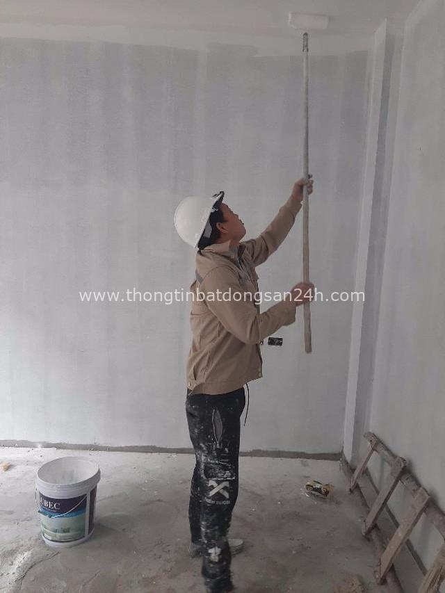 Những bí quyết để có lớp sơn tường hoàn hảo khi trang hoàng nhà cửa dịp cuối năm - Ảnh 3.