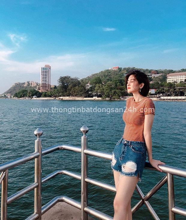 Nữ dẫn đoàn hiếm có khó tìm của U23 Việt Nam tại giải châu Á: Nhan sắc nữ thần, hotgirl trên Instagram - Ảnh 13.