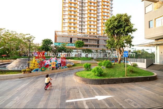 Rộn ràng Tết Việt ở chung cư, khu đô thị - Ảnh 7.
