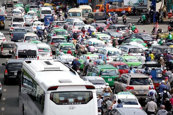 Sắp khởi công loạt công trình chống ùn tắc sân bay Tân Sơn Nhất 7