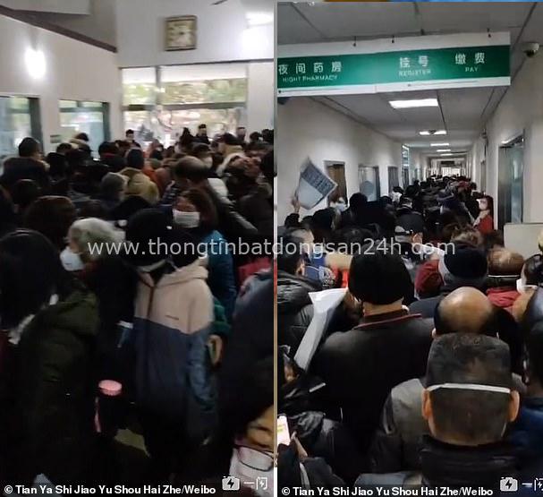 SCMP: Bệnh viện Vũ Hán vỡ trận, khung cảnh như ngày tận thế, thi thể bị bỏ ở ngay giữa hành lang - Ảnh 2.