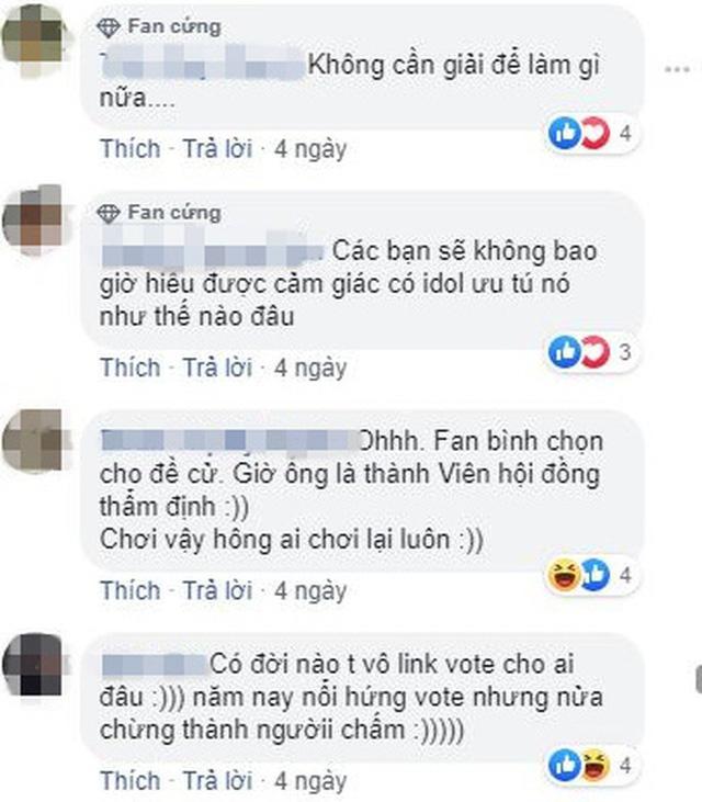 Sơn Tùng M-TP chính thức là thành viên Hội đồng thẩm định WeChoice 2019, netizen phản ứng: Giờ đã hiểu có idol ưu tú là như thế nào - Ảnh 6.