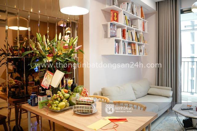 Thăm căn hộ tại TP.HCM của Quốc Trường ngày đầu năm: 2020 có thêm nhà view toàn thành phố, hi vọng sẽ lập gia đình - Ảnh 4.