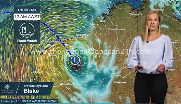 Thảm họa cháy rừng chưa qua, Úc lại đối mặt với thiên tai mới: Cuồng phong tiến vào với sức gió huỷ diệt có thể lên tới 125km/h - Ảnh 2.