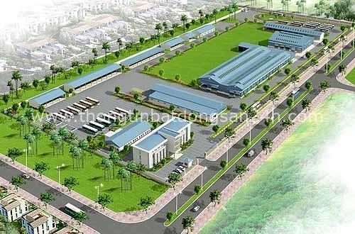 Thanh Hoá thành lập cụm công nghiệp Vân Du 50 ha 39