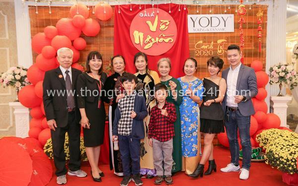 Thương hiệu Việt tổ chức gala cuối năm bằng 500 lá thư tay xúc động 2