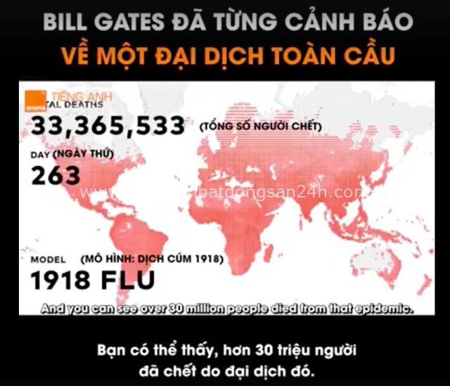 5 năm trước Bill Gates từng cảnh báo về một đại dịch do virus lây nhiễm tốc độ cao, có thể giết chết 10 triệu người, nguy hiểm hơn cả chiến tranh hạt nhân - Ảnh 3.