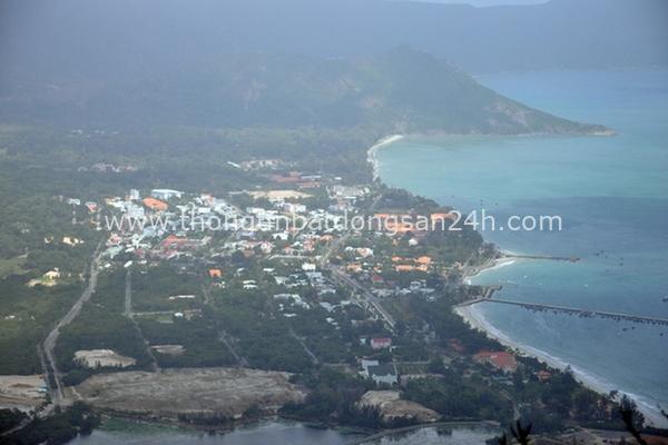 Bà Rịa - Vũng Tàu: Đấu giá hơn 7.700 m2 đất Côn Đảo 2