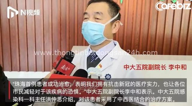 Chấn động lòng người! Lời nhắn nhủ của bệnh nhân đầu tiên được xuất viện sau khi bị nhiễm virus corona ở Quảng Châu - Ảnh 2.
