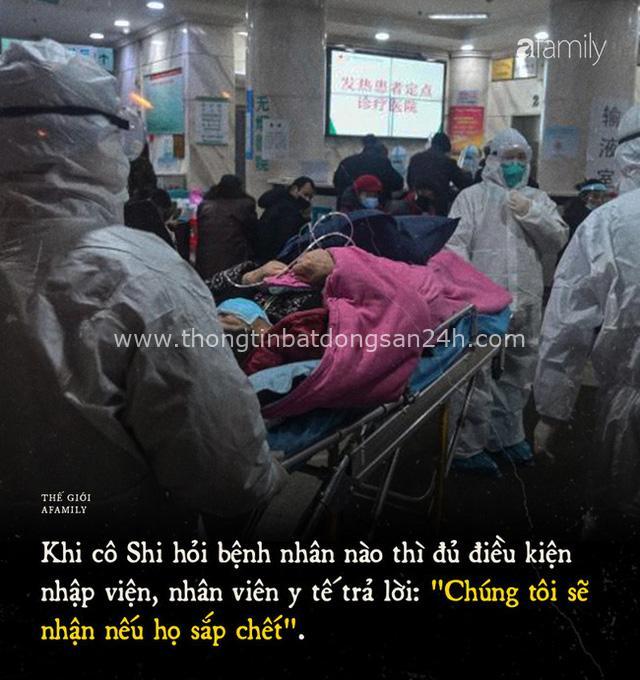 Cô gái sống 3 tuần ở ổ dịch Vũ Hán hé lộ những góc khuất đáng sợ cùng câu nói ám ảnh của nữ y tá: Chúng tôi sẽ nhận nếu họ sắp chết - Ảnh 4.