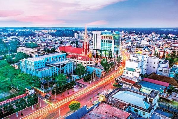 Đồng Nai sẽ đấu giá 5 khu đất ở huyện Long Thành 8