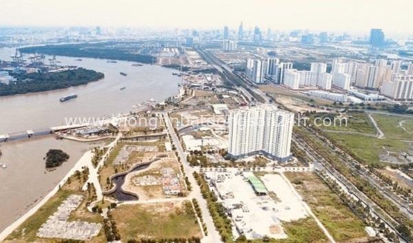 Gỡ vướng cho dự án Khu đô thị An Phú-An Khánh 1