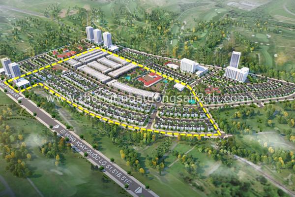 Hưng Yên duyệt đồ án lập Quy hoạch 1/500 dự án khu nhà ở hơn 4 ha tại Yên Mỹ 6