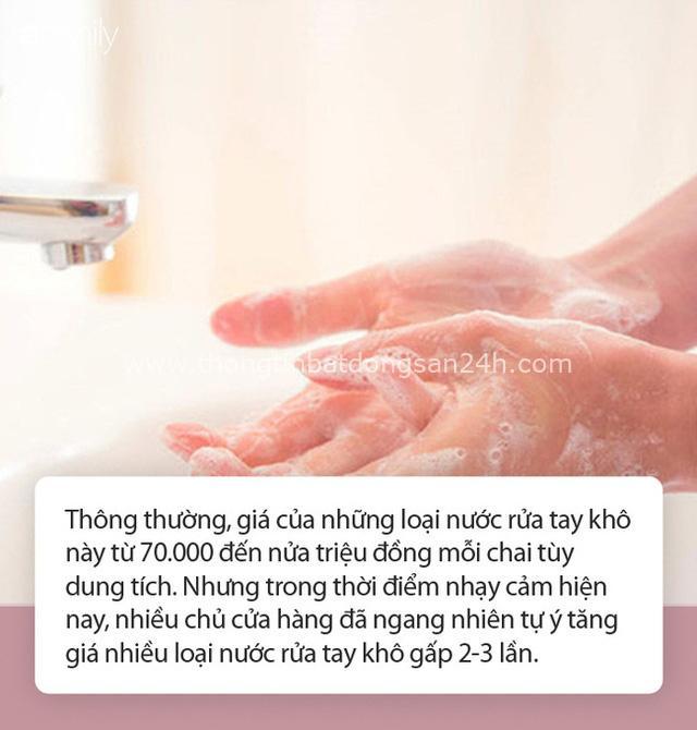 """Không phải """"điên cuồng"""" lùng mua nước rửa tay khô vì đại dịch virus Corona bùng phát, chỉ cần rửa tay bằng dung dịch chứa thành phần này là chuẩn nhất rồi! - Ảnh 1."""