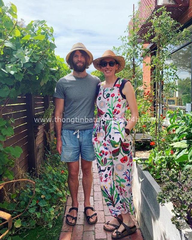 Khu vườn mùa xuân đẹp như tranh vẽ với đủ loại trái cây và rau củ của đôi vợ chồng đam mê trồng trọt - Ảnh 5.