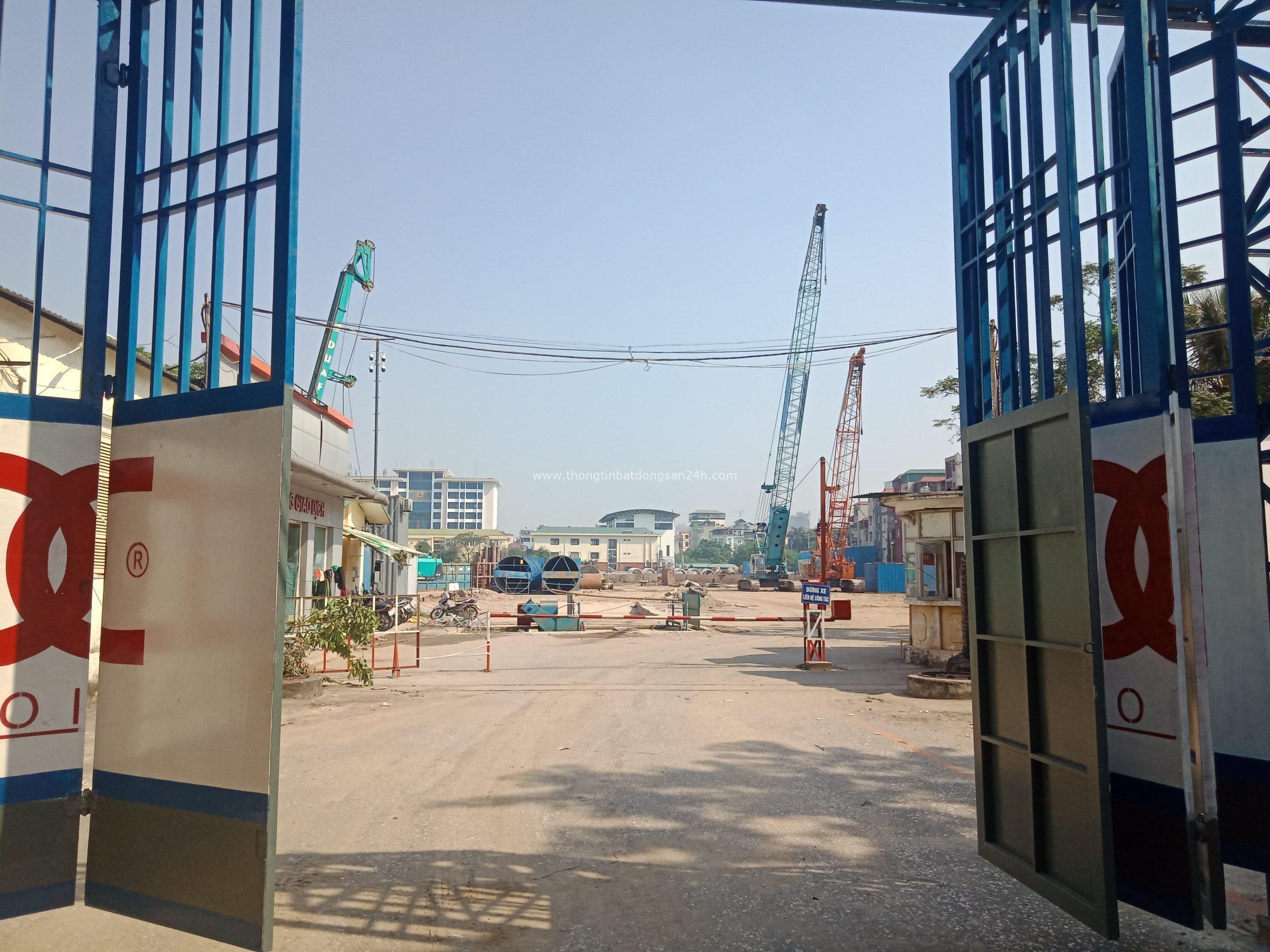 MIPEC triển khai dự án mới tại trung tâm quận Cầu Giấy 1