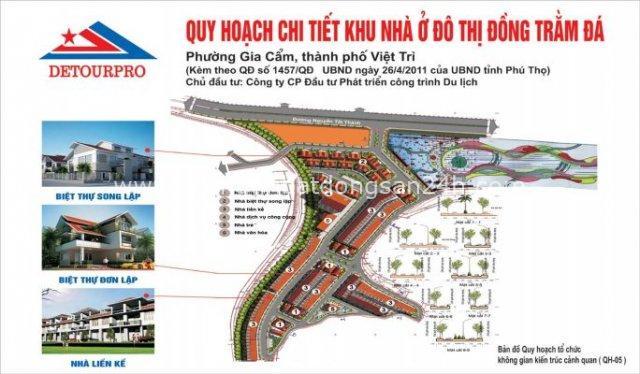 Phú Thọ buông lỏng quản lý đất đai 2