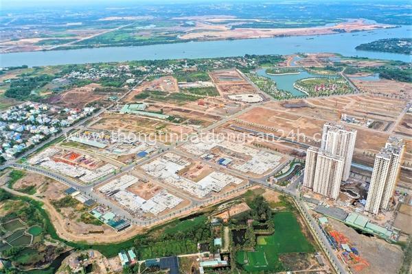 Toàn cảnh công trường đại đô thị 271 ha của Vinhomes tại TP HCM 11