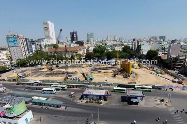214 căn hộ đối diện chợ Bến Thành được chấp thuận bán nhà ở hình thành trong tương lai 1