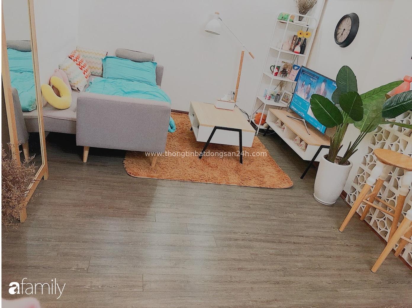 Cô nàng Hà Nội áp dụng triệt để phong cách tối giản vào không gian sống rộng 45m² với chi phí cơ bản 20 triệu đồng 5