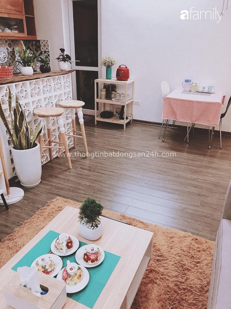 Cô nàng Hà Nội áp dụng triệt để phong cách tối giản vào không gian sống rộng 45m² với chi phí cơ bản 20 triệu đồng 6