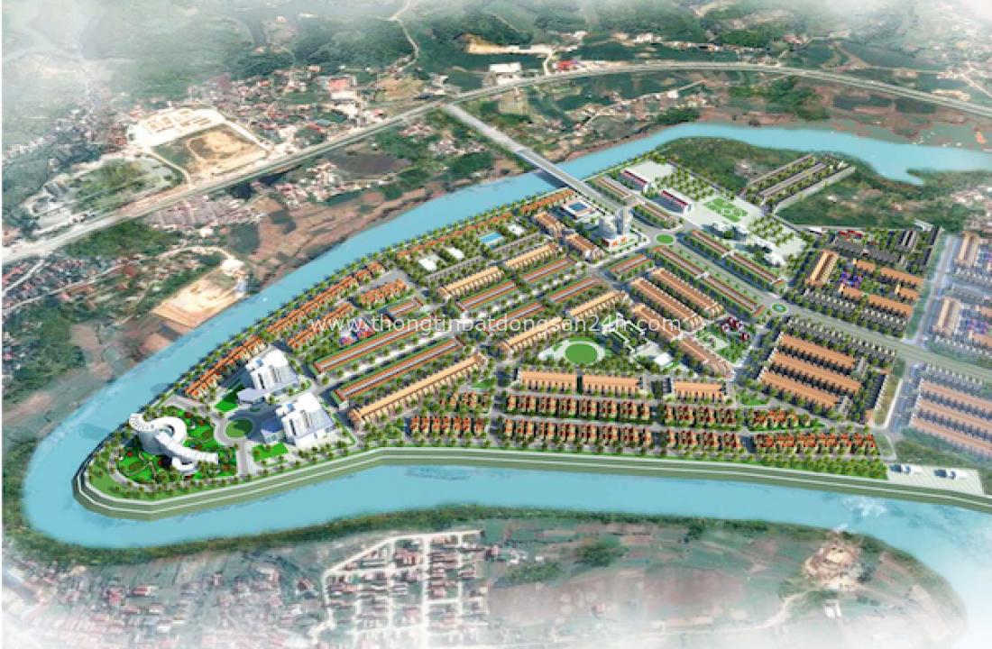 Hơn 3.300 tỷ đồng xây khu đô thị Mai Pha tại Lạng Sơn 21