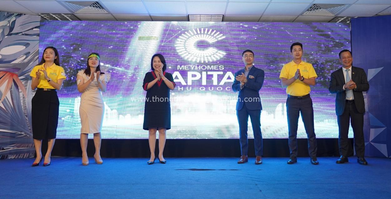 Meyhomes Capital Phú Quốc chính thức ra mắt 3