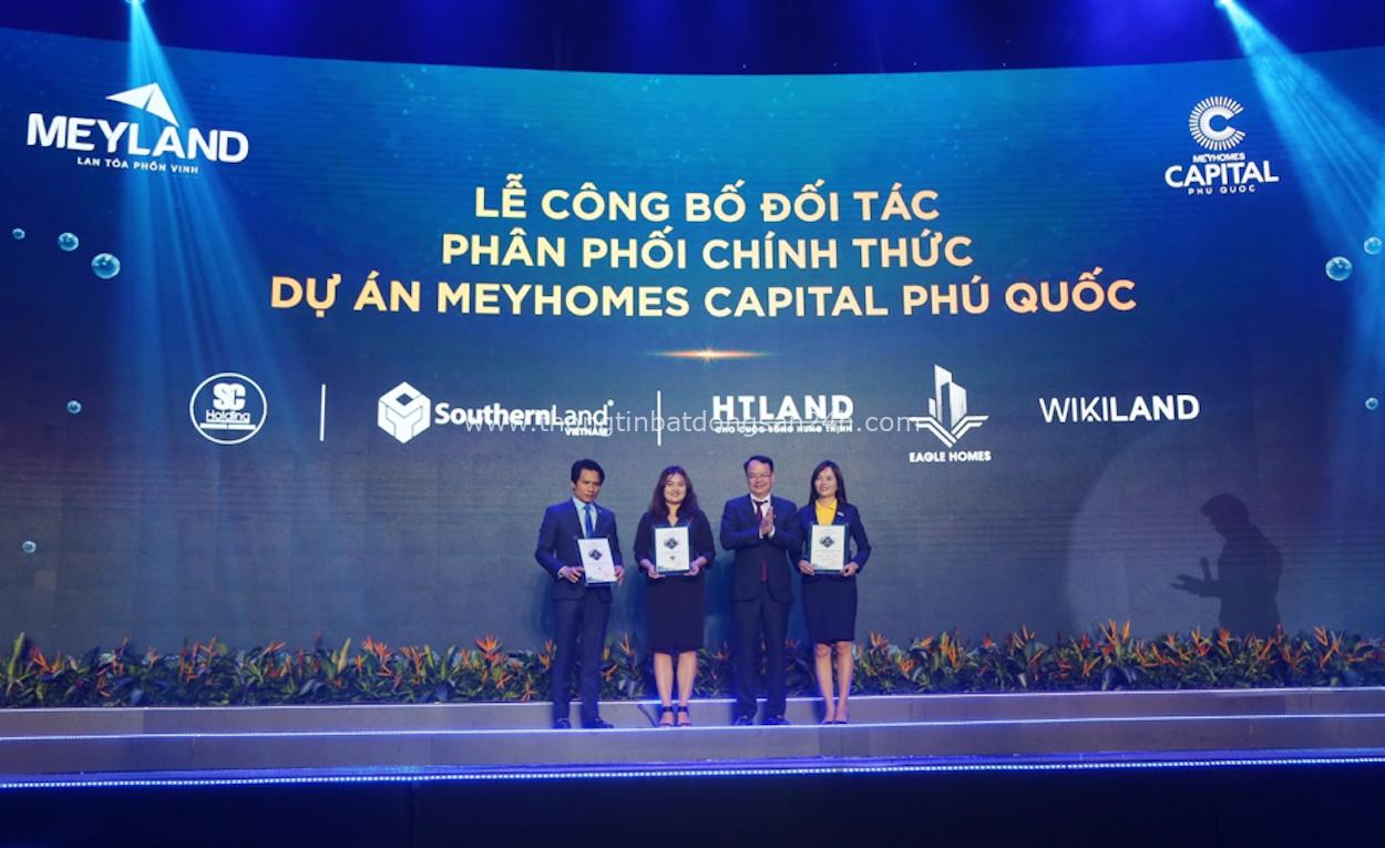 Meyhomes Capital Phú Quốc chính thức ra mắt 4