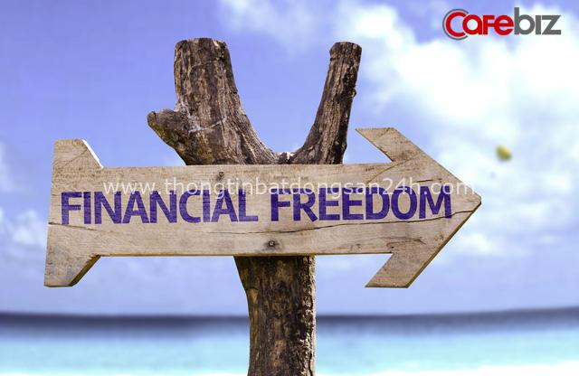 Muốn tự do tài chính, phải nắm rõ ba điều: Quan trọng là biết ngừng so sánh đúng lúc và khống chế khát vọng một cách khôn ngoan - Ảnh 1.